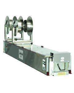 KWM Gutterman IronMan 6/7 Inch Combo Gutter Machine - 7026