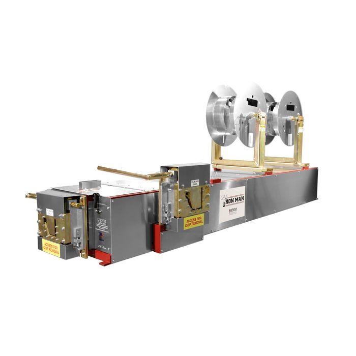 KWM Gutterman IronMan 5/6 Inch Combo Gutter Machine - 7020