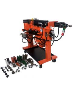 Huth Hydraulic Pipe and Tube Bender with 023 Tooling Kit - HB-05