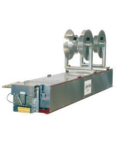 KWM Gutterman IronMan Fascia Gutter Machine - 7032 - 7033 - 7034
