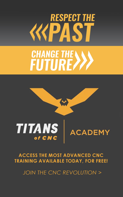 Titans of CNC Academy - Free CNC Training